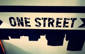 One Street.